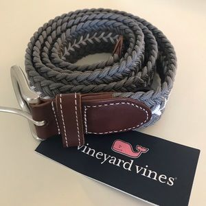 Vineyard Vines Striped Belt
